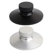 Giradischi Audio LP in vinile stabilizzatore a disco in lega di alluminio giradischi morsetto peso HiFi