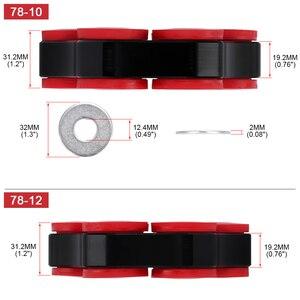 Image 5 - WLR Stick Welle Flex Disc LK = 78mm/12mm oder LK = 78mm/10mm Für BMW E30 E36 E39 E46 WLR FDP01/02