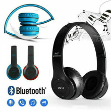 P47 wireless bluetooth headset 4 in 1 multifunctional stereo headset