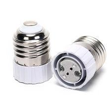 Lekki uchwyt do lampy gniazdo z konwerterem Adapter LED podstawa żarówki E27 do G4 tanie tanio