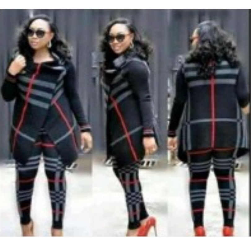 Jaquetas 2 peça conjunto de roupas femininas outono inverno topo e calças esportivas suor terno duas peças vocação conjunto conjuntos de correspondência