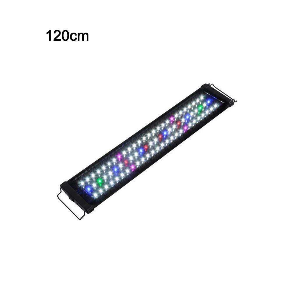 Светодиодный аквариумный светильник 30 см x 45 см 60 см * 90 см 120 см полный спектр для пресной воды для аквариума завода морской