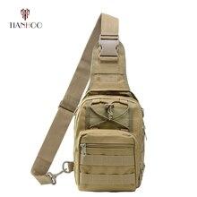 Tianhoo 고품질 다기능 가슴 가방 레저 위장 스포츠 야외 전술 어깨 가방