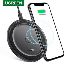 [Ци Беспроводное Зарядное Устройство 10 Вт], Ugreen Беспроводное Зарядное Устройство Зарядки Pad для Samsung Galaxy S6