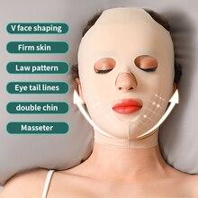 Massage-Shaper Lift Slimming-Bandage Chin Cheek Facial Strap-Face-Mask Thin Full-Face