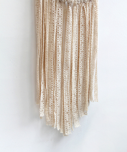 Image 5 - 2 個セットマクラメ綿曼荼羅タペストリー壁掛け手織りタートルリーフベッドルームの装飾結婚式の装飾