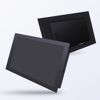 10.1 inch Lcd  Monitors For Industrial Computer Buckles Mounting Not Touch Screen Industrial Display
