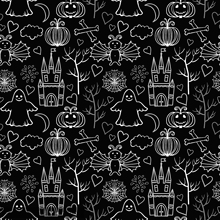 AZSG Halloween Clear Stamps For DIY Scrapbooking Rubber Stamp/ Seal Paper Craft Stamp Card Making