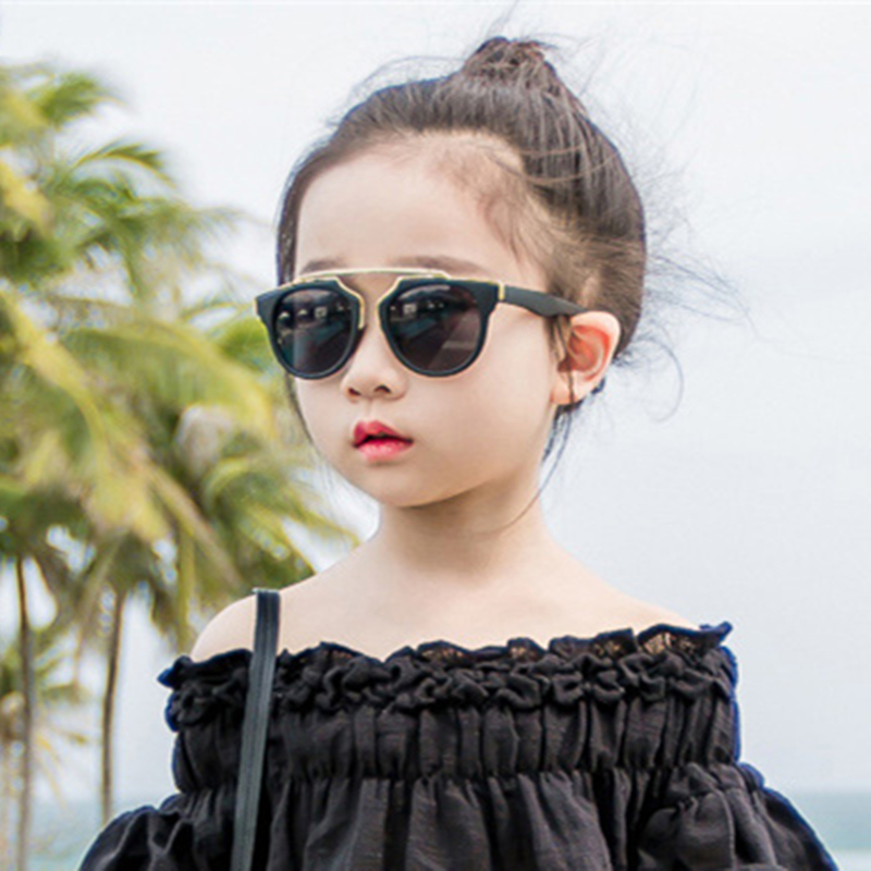 3-8 Years Old 2020 Children Sunglasses Child Glasses New Hot Baby Sun Glasses Girl Boy Sunshades Lunette Soleil Femme GD15602