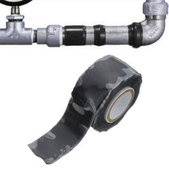 Super Fix mocna wodoodporna taśma uszczelniająca taśma izolacyjna taśma izolacyjna wydajność taśma samoprzylepna wodoodporna taśma rurowa tanie i dobre opinie CN (pochodzenie) Hydraulika silicone adhesive sealing tape Taśmy izolacyjnej