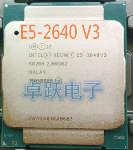 Intel Xeon E5-2640 V3 QS QGSF 2.6GHz 8 Core 16 Thread LGA 2011-3 CPU Processor
