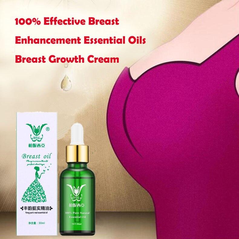 30ML Breast Enlargement Essential Oil Frming Enhancement Enlarge Big Bust Enlarging Bigger Chest Massage Breast Enlargement