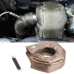 Z łącznikami wymiana osłony cieplnej silnik samochodowy gniazdo turbiny T3 Protector odporna na wysoką temperaturę pokrywa