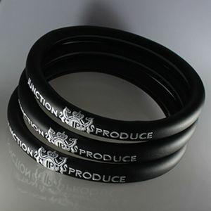 Image 2 - 1 pçs 38cm jp junção produzir vip jdm volante capa protetor antiderrapante