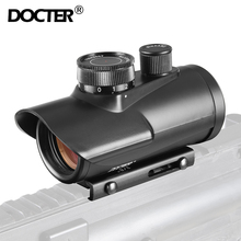 Red Dot Sight Scope Holographic 1X30mm 11mm & 20mm Weaver Rail Mount for Tactical Hunting Optics 5-0040 4 12x50eg tactical rifle scope with holographic 4 reticle sight