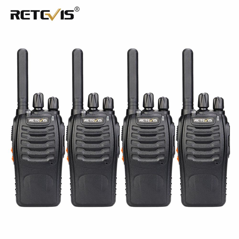 RETEVIS Walkie-Talkie Pmr Radio Hunting PMR446 Portable H777 Usb-Charger Two-Way-Radio