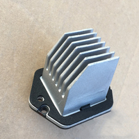 Ventilador resistor para great wall h5 aquecedor módulo de controle velocidade para h3 wingle 3/5 ar condicionado resistor 8107500xk90xa|Bomba de servofreio| |  -