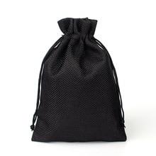 Wholesale Custom Order LOGO Print Various Sizes Colors Pouch Bags Velvet Organza