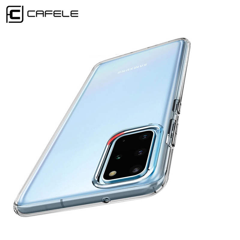 Crystal Clear Case For Samsung Galaxy S20 Plus Ultra Cover Transparent Soft TPU Case For Samsung Galaxy S20 Plus