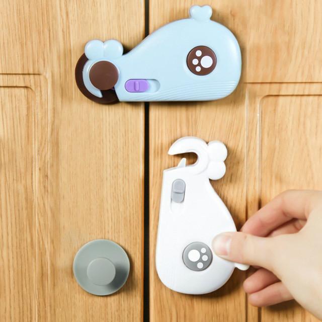 Child Safety Locks – Baby Cabinet Safety