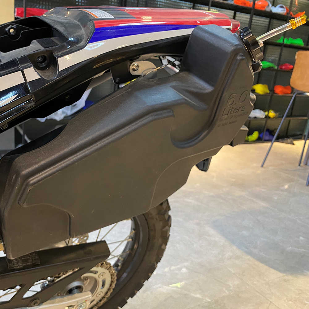 Motorfiets Extra Gas Benzine Tank 6l Voor Honda Crf250l Rally 2017 2018 2019 2020 Kameel Tank Ct 250l Brandstof Tank Aliexpress