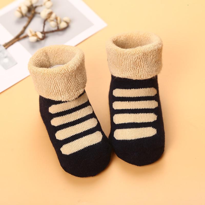 Baby Socks Newborn Cotton Baby Girl Socks Meia/woll Baby Boys Socks Newborn Boy Kids Socks Baby Winter Girl Boy