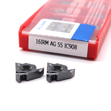 16ER AG55 11IR A55 16IR G55 55 angle Thread turning tools Tungsten Carbide Inserts Threading Lathe Tool CNC