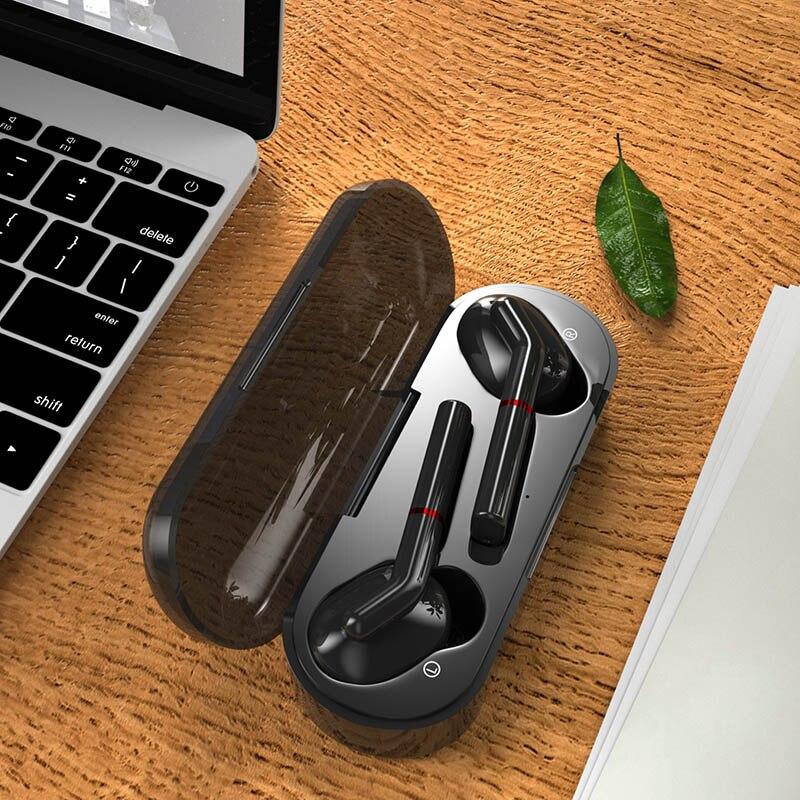 Image 5 - TWS Wireless Bluetooth 5.0 Earphone Sport Sweatproof Headphone Stereo Portable Earbuds HIFI Top Sound Quality PK T3 I12 I10 I200Phone Earphones & Headphones   -