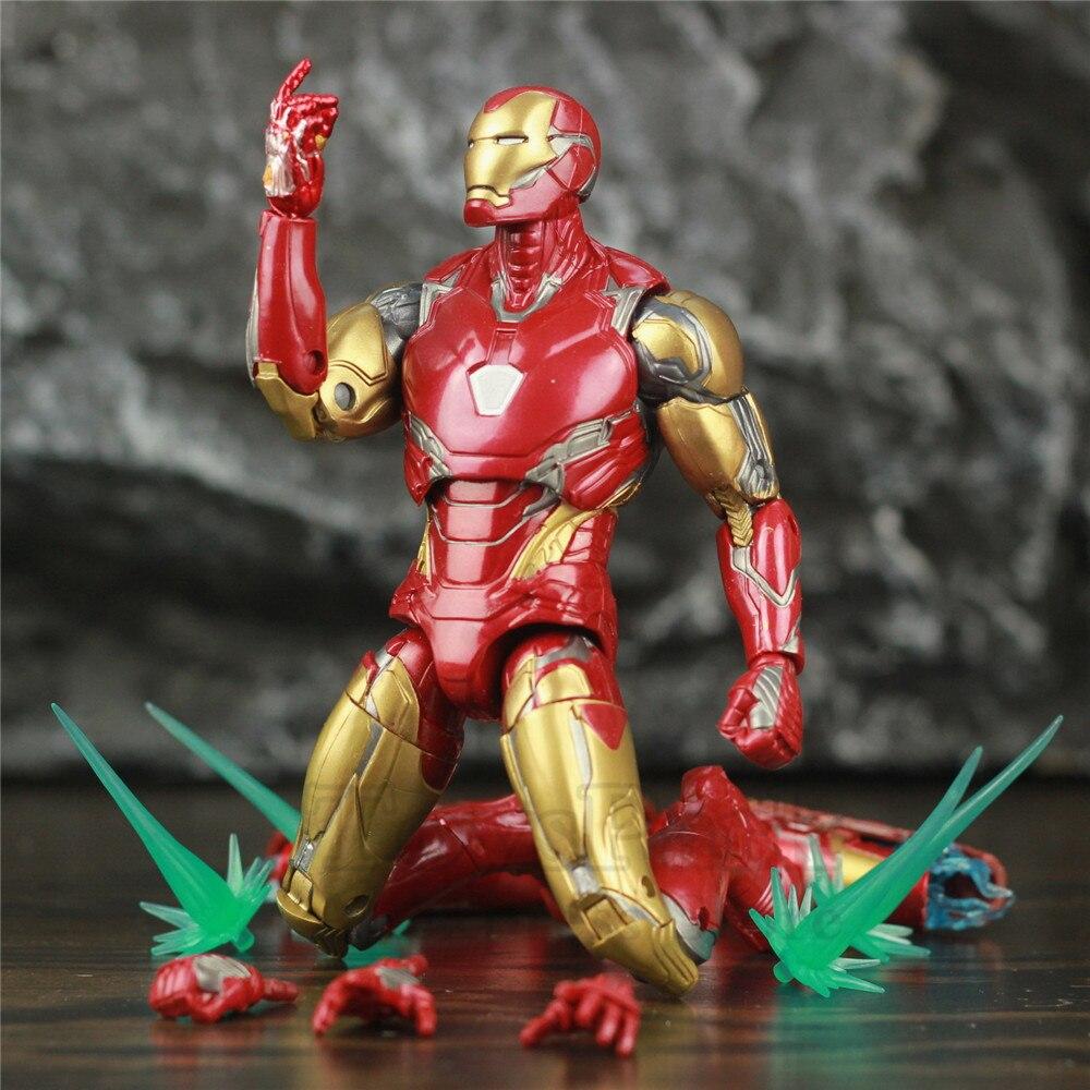 Marvel Legends Iron Man MK85 Mark LXXXV 6
