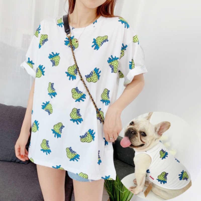 Пальто для собак, куртка, летняя одежда для собак, кошек, футболка, жилет для питомцев, чихуахуа, мультяшная Одежда для питомцев, Kawaii, костюм для собак, Одежда для питомцев, S-4XL