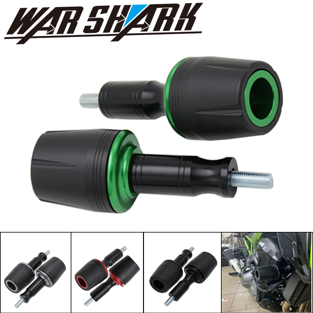 For Kawasaki Z125 Z250 Z300 Z650 750 V650 Z800 Z900 Motorcycle Falling Protection Frame Slider Fairing Guard Crash Pad Protector|Covers & Ornamental Mouldings| |  - title=