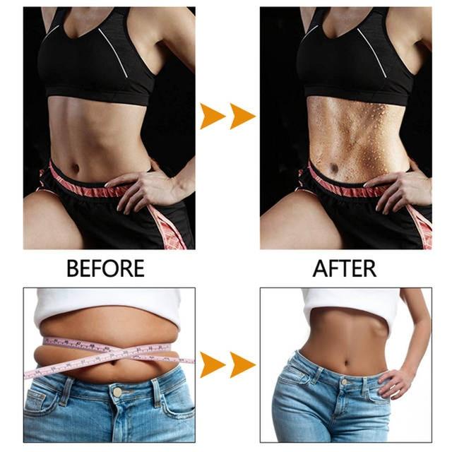 Waist Corset Trainer Body Shaper Sauna Sweat Sport Girdle Fajas Modeladoras Women Weight Loss Lumbar Shaper Workout Trimmer Belt 4