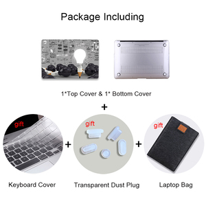 Image 4 - Mttノートパソコンmacbook airのプロ11 12 13 15 16網膜タッチバー電球用macbook 13.3インチカバーa2289