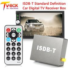 Tv-Receiver-Box Tv-Tuner ISDB-T Audio Digital Car One Seg T502 Supporting Format Definition