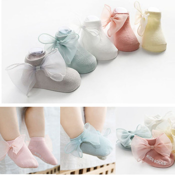 Baby socks children summer mesh thin breathable girls kids Ankle Sock Clothes Accessories
