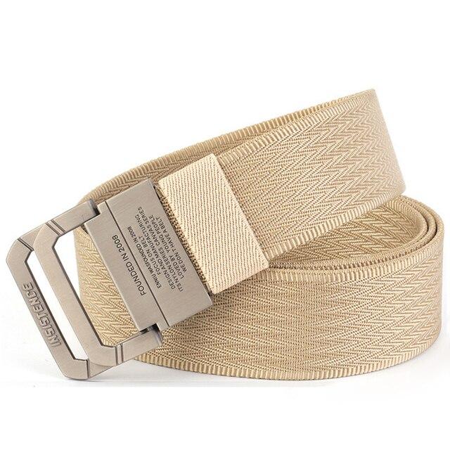 Tactical Style Fashion Belt 4