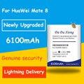 Высокое качество 6100mAh HB396693ECW батарея для Huawei Mate 8 NXT-AL10 NXT-TL00 батареи NXT-CL00 mate8 NXT-DL00 NXT-L09