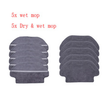 New Mop Cloth pad for xiaomi Robot Vacuum Cleaner STYJ02YM parts Viomi V2 PRO V RVCLM21Brobotic Vacuum Cleaner Parts