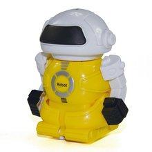 Инфракрасный мини робот модель милый размер электроника ребенок развлечения интерес выращивание хобби практичный робот