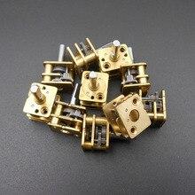 Gear-Box Reduction N20 12MMX10MMX19MM 10pcs 3mm 4g Shaft-Diameter DIY Accessories--Ck002