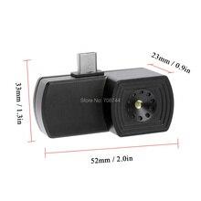 HT-101 мобильный телефон тепловизор камера Поддержка видео и фотографии запись для Android тип-c