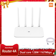 Xiaomi Router 4A 4C MI Gigabit edition 2.4GHz 16MB ROM 128MB DDR3 High Gain 4 Antenna APP Control IPv6 WiFi Xiaomi Router