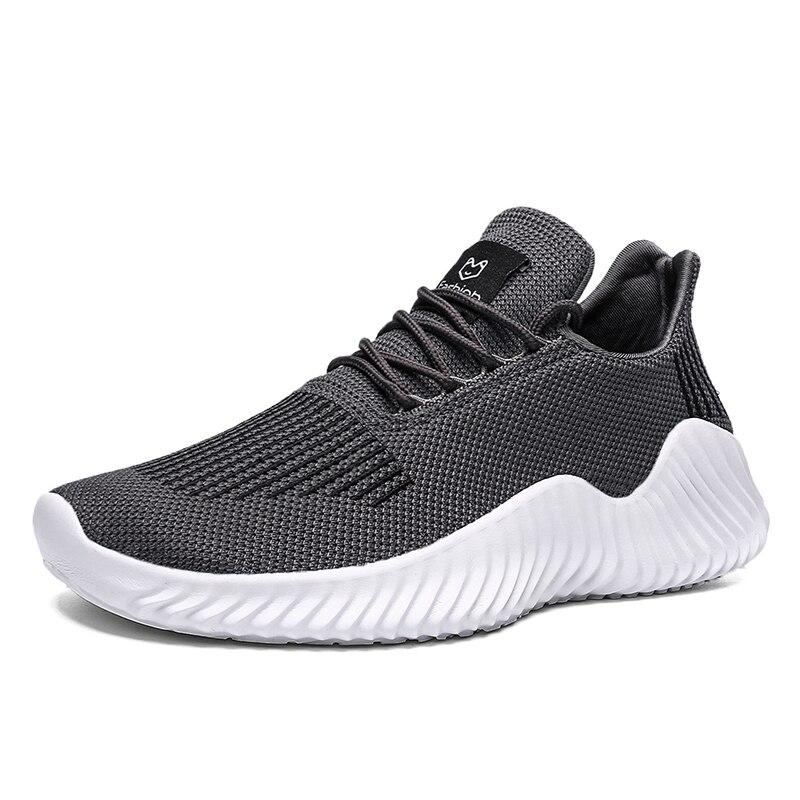 Été Tenis Masculino marque hommes respirant Air Mesh chaussures de Sport Tennis athlétique baskets chaussures confortables hommes grande taille 39-47