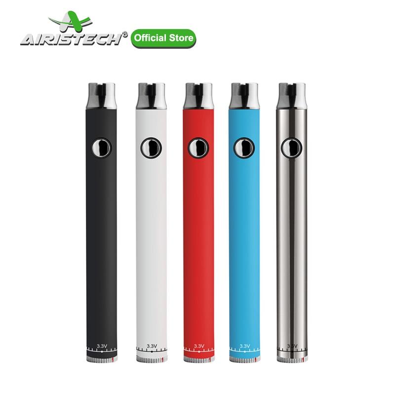 AIRISTECH airis Vertex Twist Vape Stift Batterie 510 Gewinde Boden Spannung Control Pre-wärme Funktion E-zigarette Kit