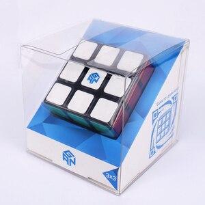Image 5 - גן GSC 3x3x3 קסם קוביית גן 3x3 מהירות קוביית פאזל גנז 3x3x3 cubo magico