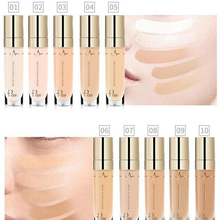 PUDAIER  Liquid Concealer Stick Dark Circle Scars Acne Fine Lines Cover Makeup Face Eyes Cosmetic Foundation Concealer Cream dermacol brand high quality concealer liquid foundation cover freckles acne marks waterproof professional primer cosmetic makeup