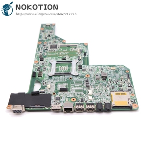 Image 3 - NOKOTION 615849 001 605903 001 Laptop Motherboard For HP G62 G72 CQ62 HM55 UMA DDR3 MAIN BOARD free i3 cpu