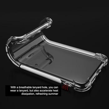 Coque de téléphone en Silicone antichoc de luxe pour Xiaomi Redmi note 8 7 5 Pro Redmi 7A Xiaomi mi 9t 9 A3 housse de Protection transparente 6