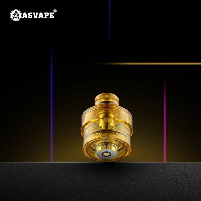 1pcs/pack G-taste Asvape Hita Replacement Pods 3ml Capacity Empty Pod Vape Tank Compatible With Asvape Hita Mech Pod System Kit