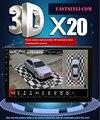 360 объемный вид Системы LED дальнего света с Птица вид Panorama Системы Универсальный Видеорегистраторы для автомобилей HD 3D 4 автомобиля Камера ...